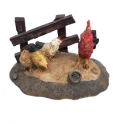Corral gallinas REF. DUE-0203